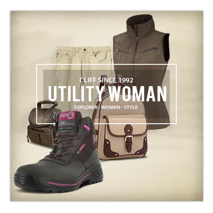 UTILITY WOMAN